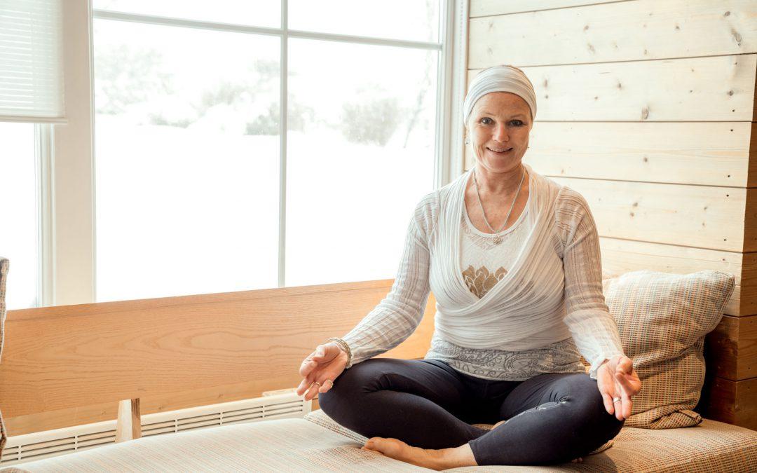 Kundalini yoga kurs med Scilla på Lotussenteret i Stavern/ Larvik