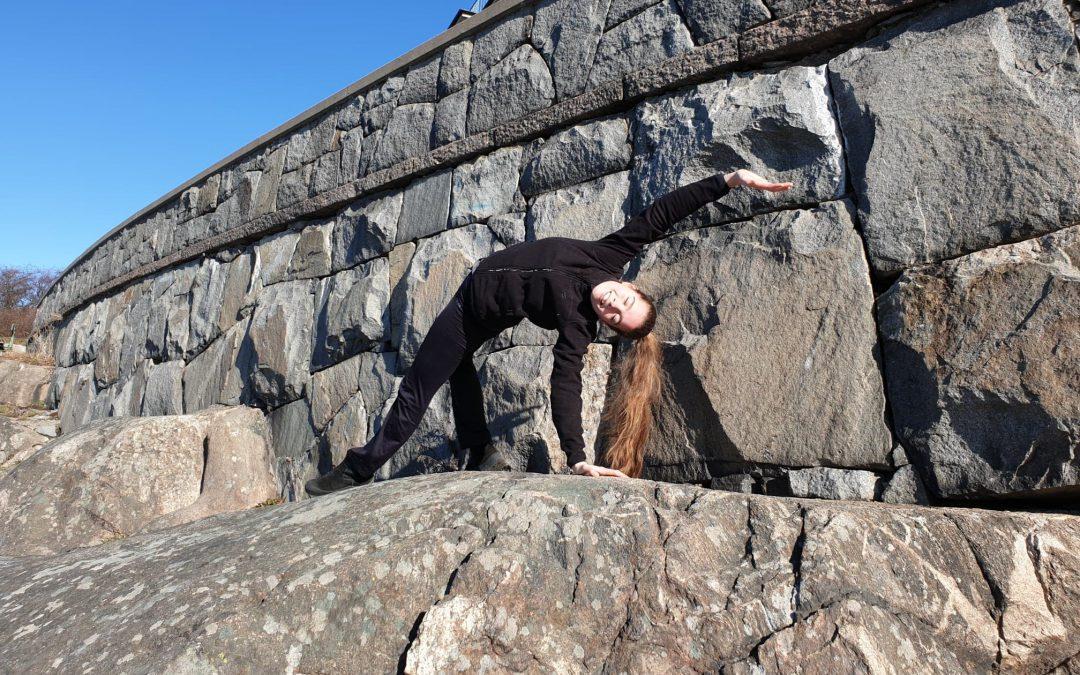 Global Yoga med Joanna- 4 ukers kurs. Oppstart mandag 11.november 2019 kl 19:30 – 20:30