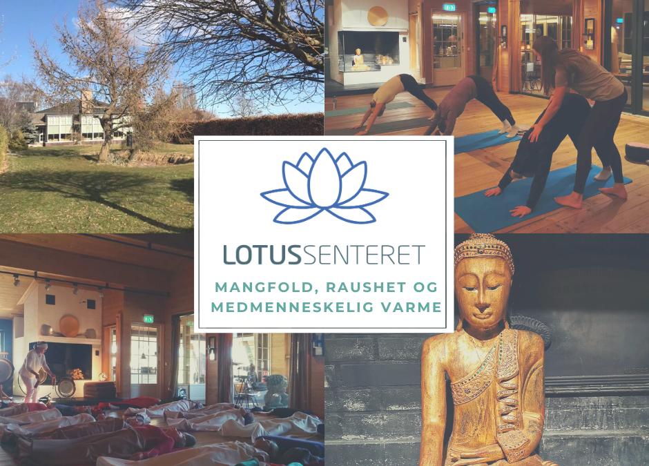 Lotusenteret tilbyr gratis prøvetime og starter vintersesongen uke 2/ 2020